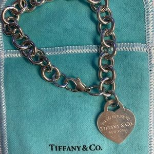 Return to Tiffany's bracelet